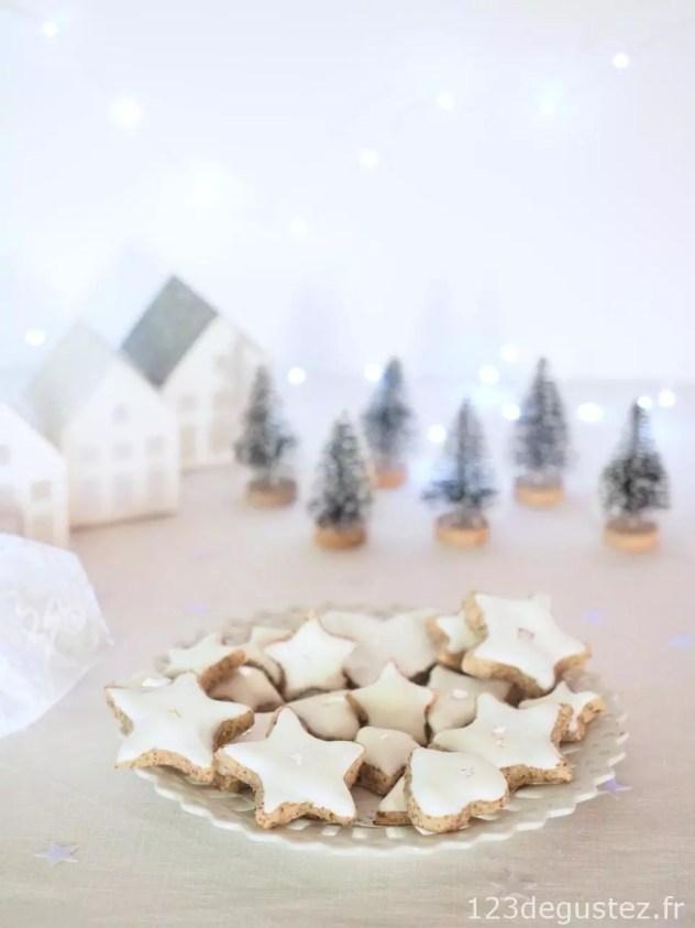sablé de Noël sans gluten