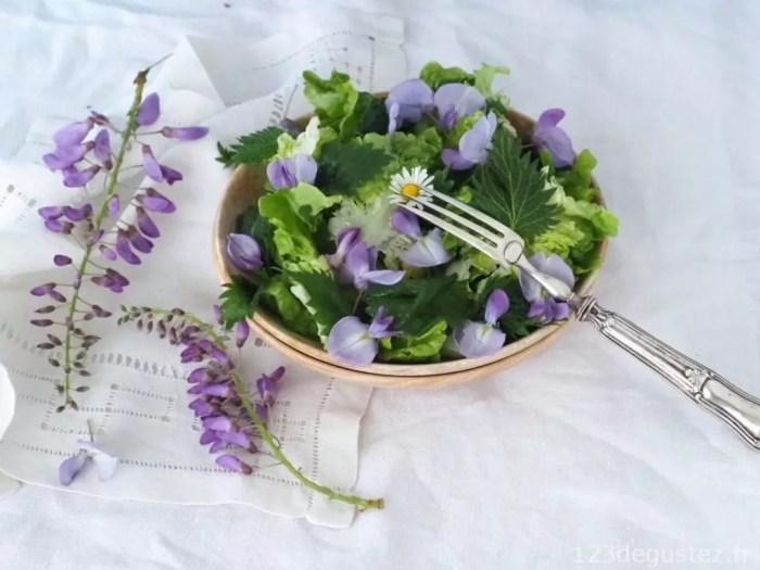 salade glycine