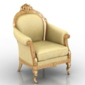 European Royal Chair