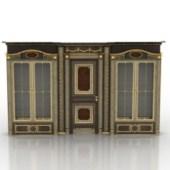 European Luxury Door Decoration 3dmax Free 3dmax Model