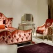 European Red Sofa