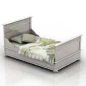 White Bed Furniture