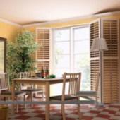 Comfortable Living Room Free 3dmax Model