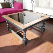 Simple Coffee Table Free 3dmax Model