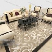 European Modern Style Sofa