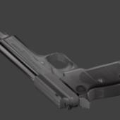 Beretta Revolver Gun