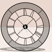 Wide Clock