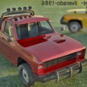Chevrolet Silverado Jeep