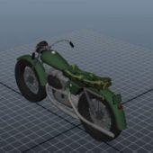 Army Bike