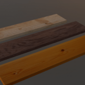 Plank Of Wood