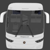 Bus Brazilian G7 1200