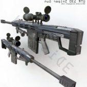 Utr 130 Sniper Gun