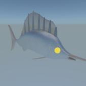 Sail Fish Animal