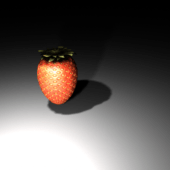 Strawberry Fruit