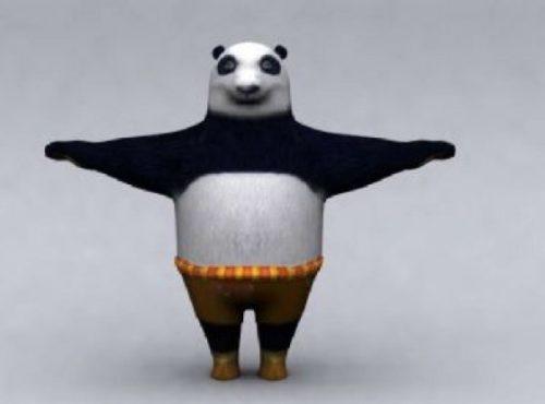 Kung Fu Panda Character