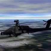 Ah 64d Helicopter