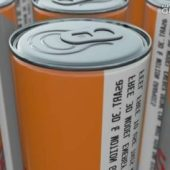 """""""energy Drink Can"""""""
