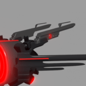 Evil Spy Drone