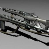 M14 Gun