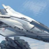 Shuttle Spaceship