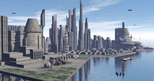 Sirus5 Colony City