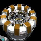 Iron Man Arc Reactor