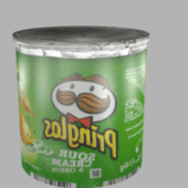 Pringles Can Small