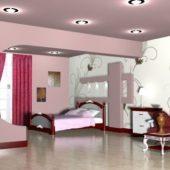 Girl Kid Bedroom