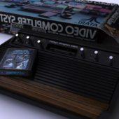 Atari 2600 Device