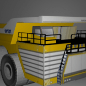 Belaz Truck