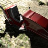 Bike Fictional Plane Concept
