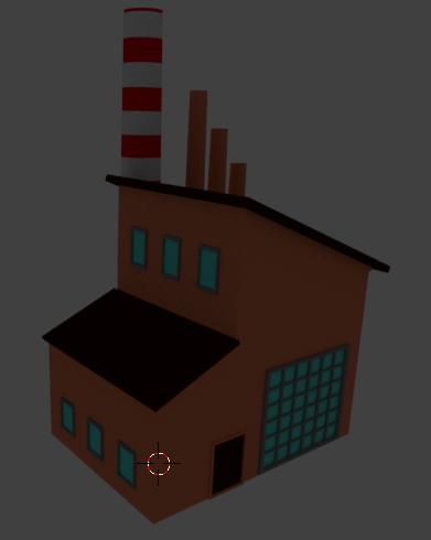 Building Cartoon Factory