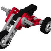 Lego 1257 Tricycle