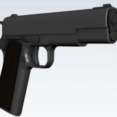 M1911 Gun