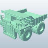 Mining Truck Vehicle