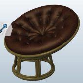 Papasan Chair Design