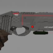 Phoenix Pistol – Model C