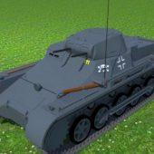 Panzer I Light Tank