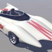 Speed Racer Mach 5 Car