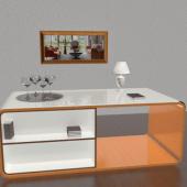 Living Room Table Set