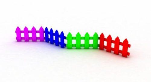 Kindergarten Fence