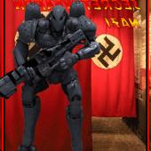 German Combat Bot Dieselpunk Daz Poser