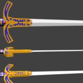 Saber Sword