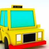 Taxi Lego