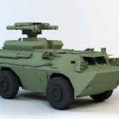 Anti Tank Missile Launcher Weapon