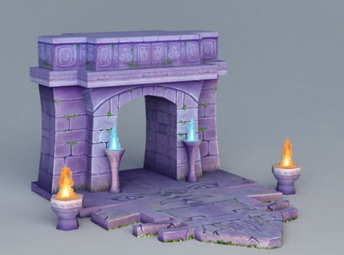 Game Building Gate Of Hell