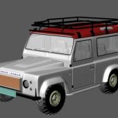 Car Land Rover Defender