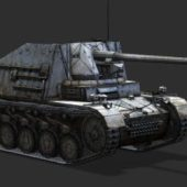 Weapon German Tank Destroyer