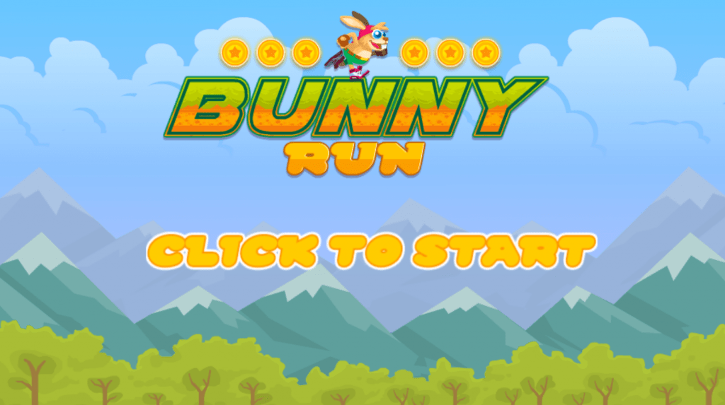 Play Game Bunny Run Game Online Free Online Action Games