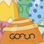 Gofun Easter
